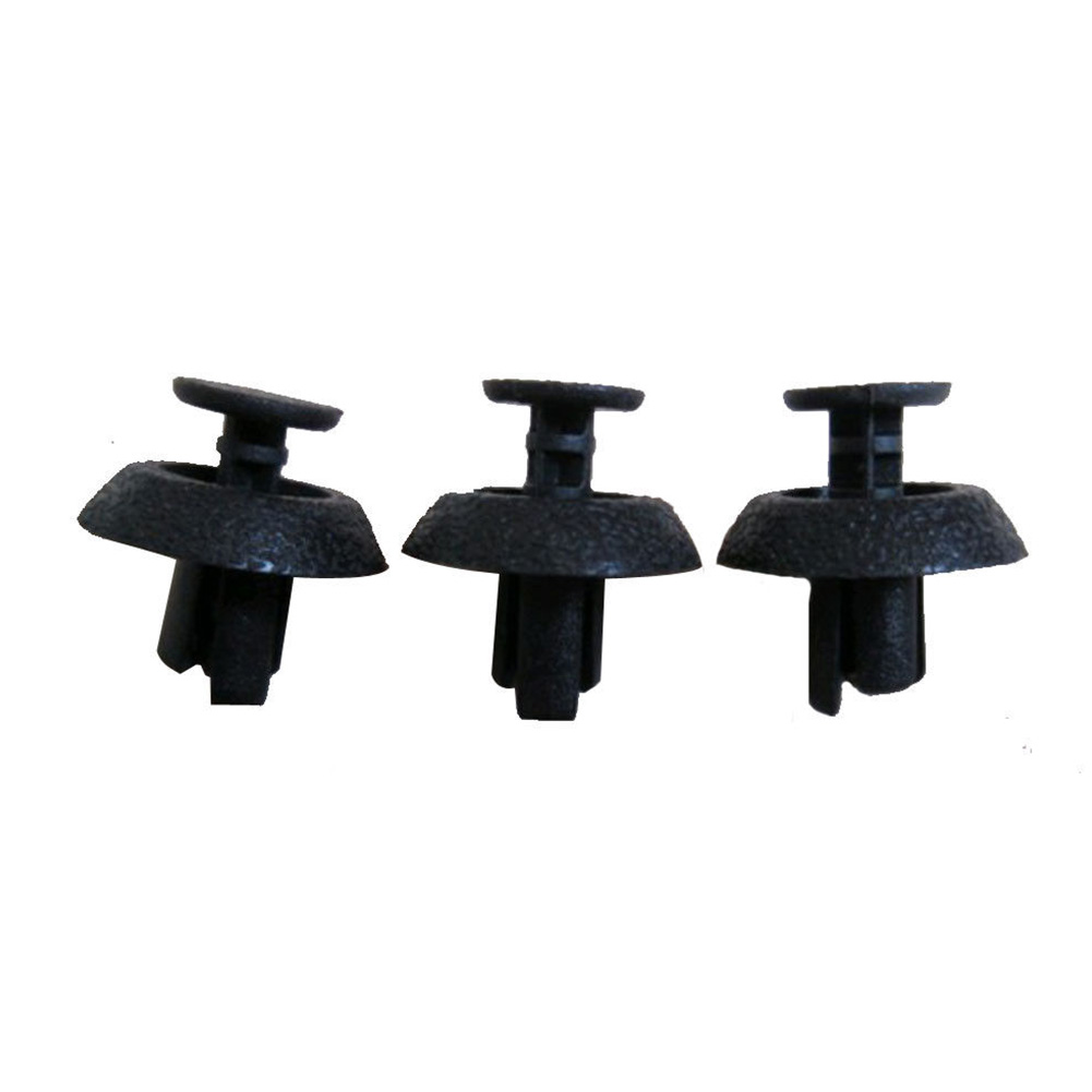 Image 5 - 100pcs/set Car For Auto Trunk Universal Retainer Bumper Fender Accessory Screw Rivets Set Interior Fastener Clips Plastic-in Nuts & Bolts from Automobiles & Motorcycles
