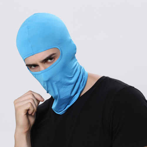 80c9c232 ... HIRIGIN Full Face Mask Hat Balaclava lycra Ski Neck Summer Sun Ultra UV  Protection Thin Hot ...