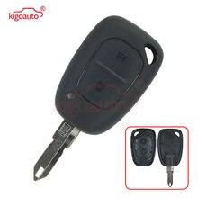 2 кнопочный пульт дистанционного управления kigoauto чехол для