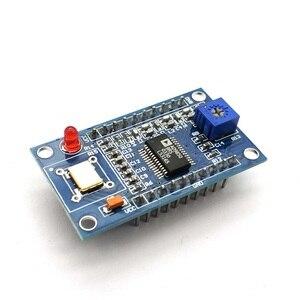 Image 2 - Модуль генератора сигналов AD9850 DDS 0 40 МГц, 2 синусоидальных и 2 квадратных фильтра низких частот, Кристальный осциллятор, тестовая плата оборудования