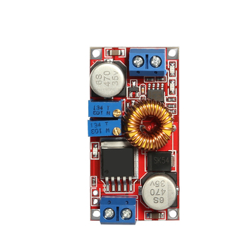 XL4015 5A DC to DC CC CV Lithium Battery Step down Charging Board Led Power Converter Lithium Charger Step Down Module XL4015 E1 image