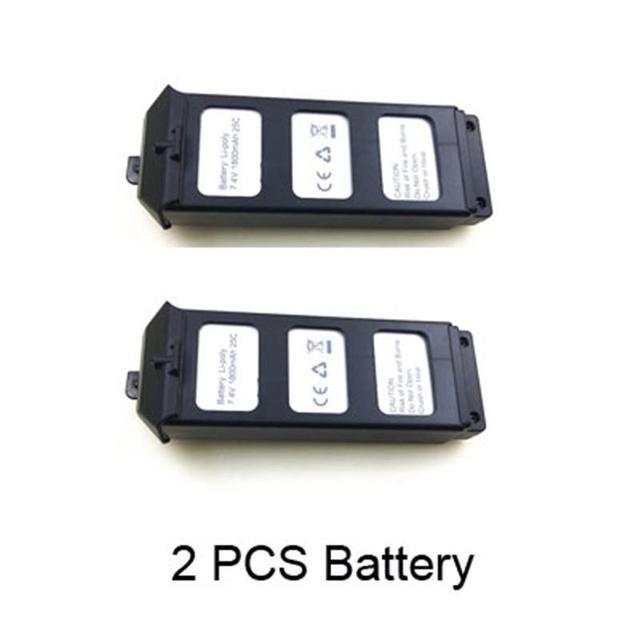1800Mah Li po Battery for MJX B5W Bugs 5W / JJPRO X5 RC Quadcopter Drone Spare Parts Accessories MJX B5W Battery B5W012