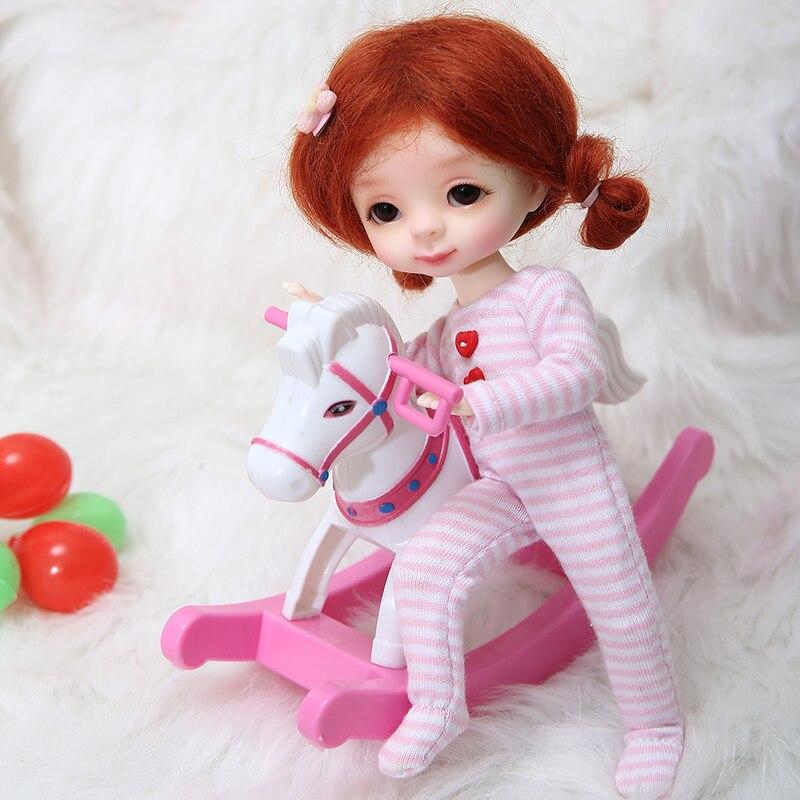 Dollbom Genny 1/8 BJD SD vestiti per le Bambole Della Ragazza del Ragazzo Giocattoli Per regalo di Compleanno Regalo di Natale-in Bambole da Giocattoli e hobby su  Gruppo 3