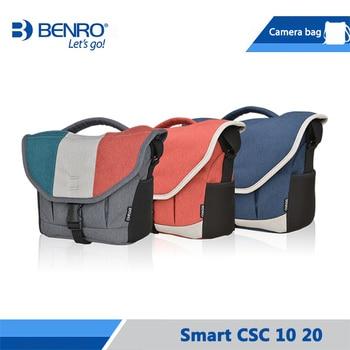 Benro Smart CSC 1020 Shoulder Bag Camera Bags Fashion Camera Case For Traveling Carry Camera Free Shipping shoulder bag