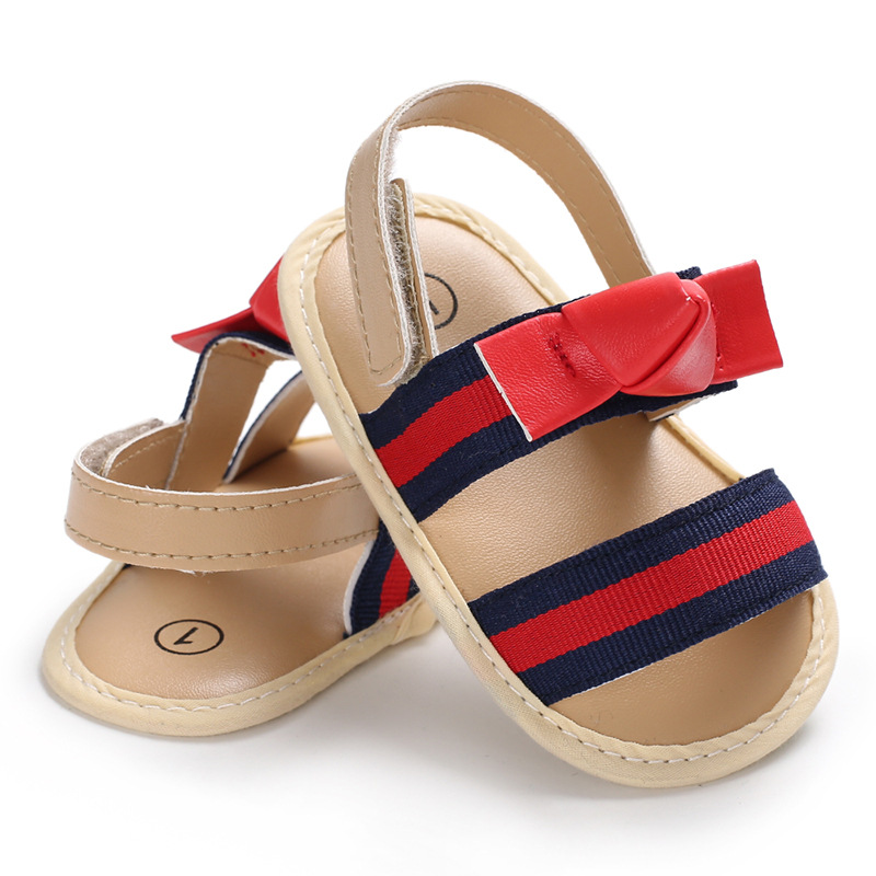 Summer Style For 0-1 Years Old Baby Girls Summer Sandals Cute Infant Toddler Shoes Sale Baby Girl Shoes Bebe Girls Slippers