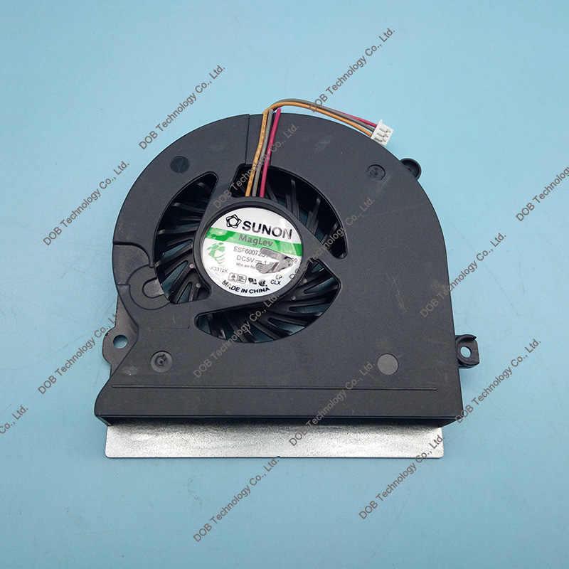 Novo ventilador de refrigeração Para Toshiba Satellite L505D-GS6000 refrigerador Ventilador CPU