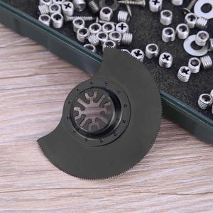 Image 5 - Bộ 6 Dao Động Dụng Cụ Đa Năng Lưỡi Cưa Kim Loại Gỗ Phụ Kiện Cắt Cho Multimaster Renovator Điện Đa Dụng Cụ