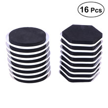 16 Pcs Furniture Sliders Tough Efficient Furniture Movers for Moving Heavy Furnitures Sundries(China)