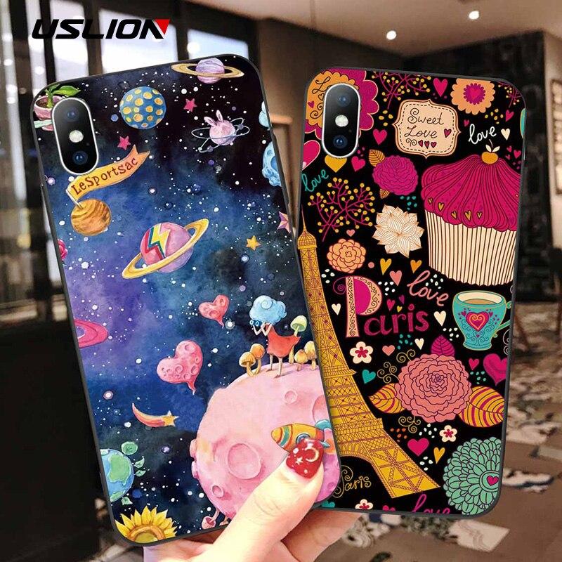 coque iphone 7 plus silicone carte du monde