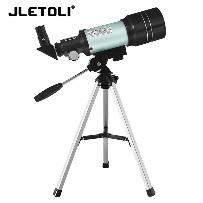 JLETOLI 150X Beginner Level Telescope Astronomic Professional Night Vision Monocular Telescope With Tripod