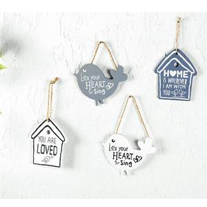 Wall Hanging Ornament Lovely H