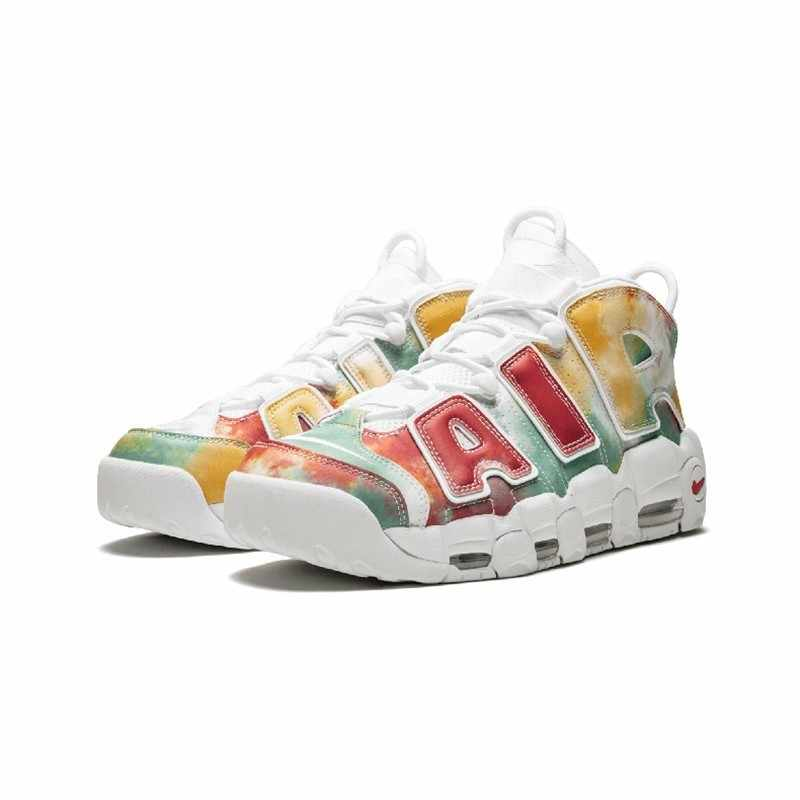 9e431cbb3f ... NIKE Air More Uptempo 96 Original Mens And Womens Basketball Shoes US  Size Support Sports Sneakers ...