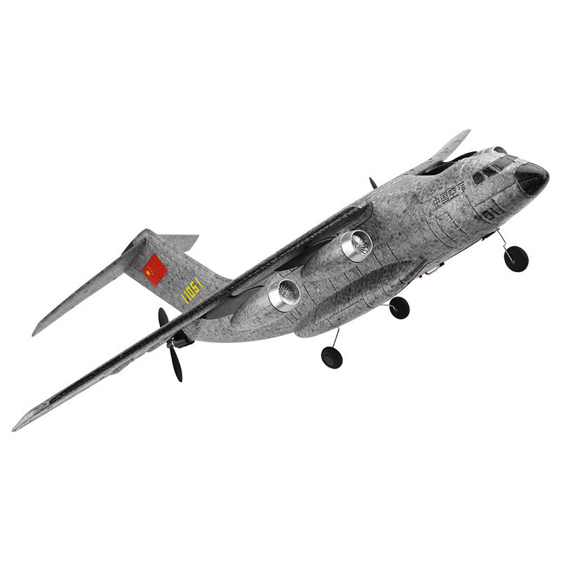 WLtoys XK A130 RC Airplane 2.4G 3CH 500mm Wingspan EPP Fixed Wing Aircraft RTF Built-in Gyro Model Flying Outdoor Toys Kid Gift