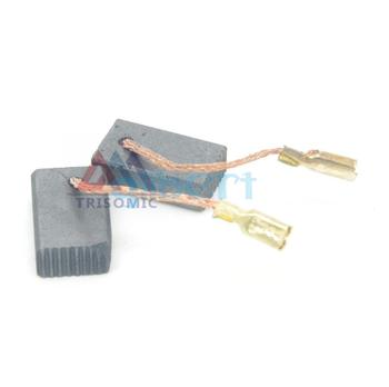 Pair Carbon Brushes 5x10x16 mm Replace For 046 Grinder GWS 7-115 8-125 - sale item Electrical Equipment & Supplies