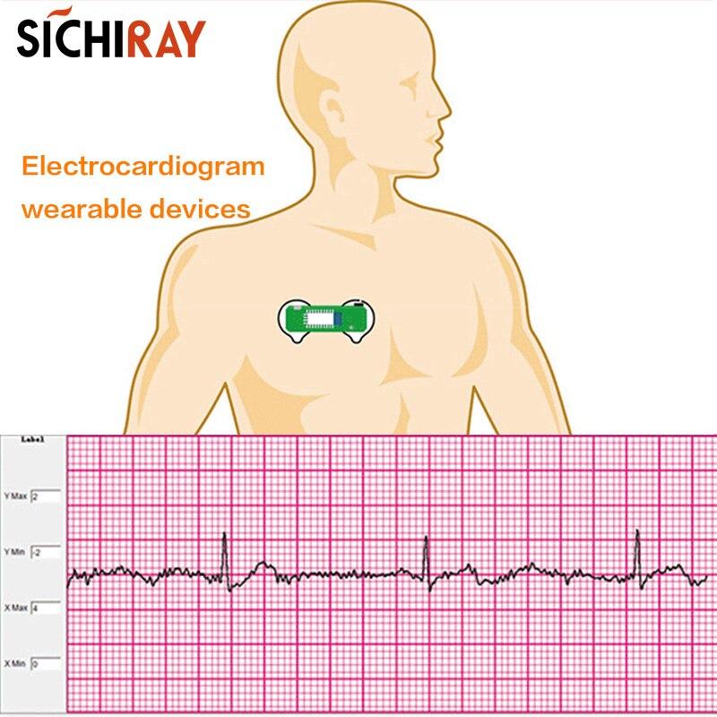 Image 3 - BMD101 ЭКГ датчики датчик сердечного ритма для Arduino второго развития HRV биообратная Связь Смарт Bluetooth Носимых устройствtransmissiontransmission moduletransmission sensors  АлиЭкспресс