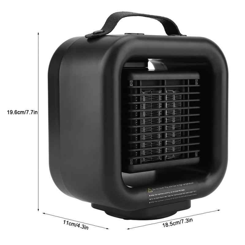 Haushalt Mini PIC Keramik Heizung Elektrische Hause Lüfter Heizung Büro Wärmer Maschine Tabelle Elektrische Heizung Heizlüfter für Winter