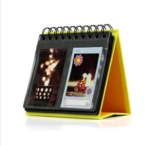 Image 3 - 68 Pockets Polyester Instant Photo Album Picture Case for Fujifilm Instax Mini Film for credit card size book