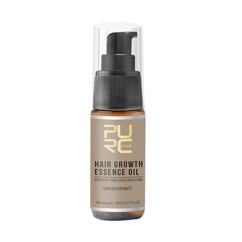 PURC Essence Oil Prevent Hair Loss Spray Help For Hair Growth Care Strengthen Root