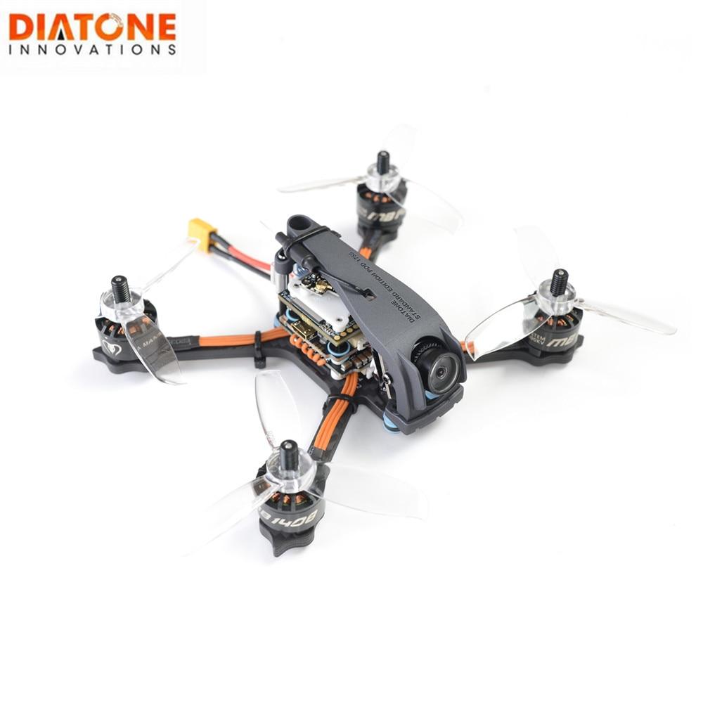 Diatone 2019 GT R349 HD MK2 Edition 135mm 3 Inch 4S FPV Racing RC Drone PNP F4 25A CADDX Turtle V2 TX200 VTXDiatone 2019 GT R349 HD MK2 Edition 135mm 3 Inch 4S FPV Racing RC Drone PNP F4 25A CADDX Turtle V2 TX200 VTX