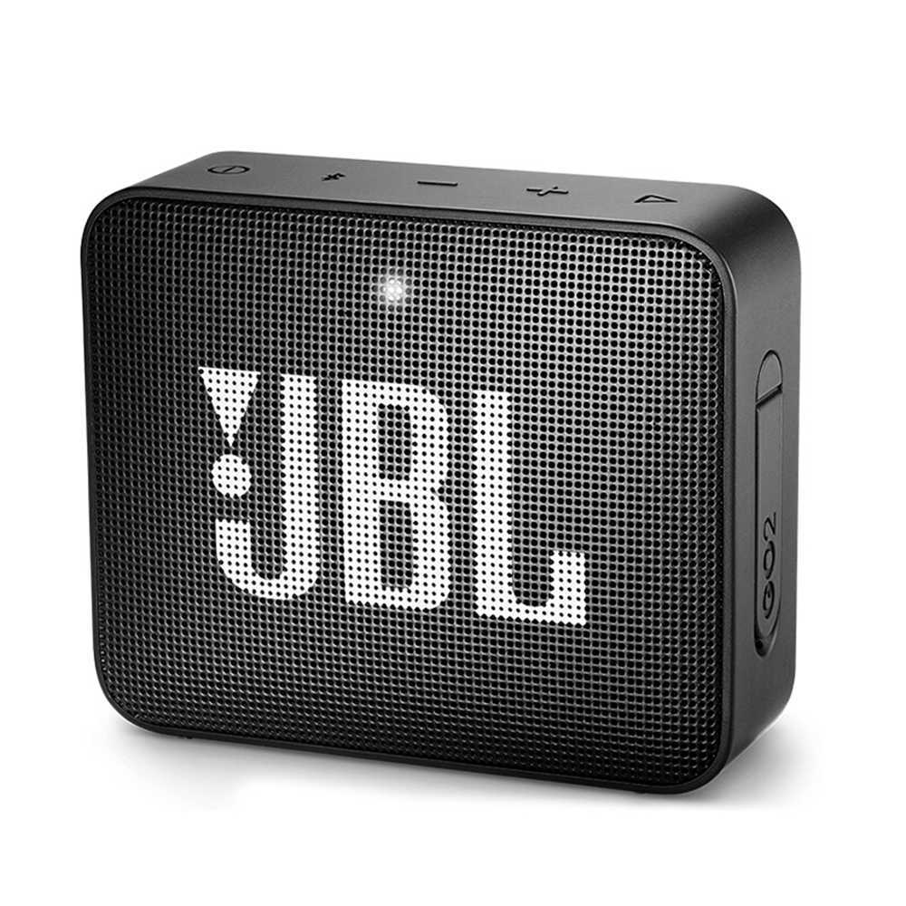 jbl go2 wireless bluetooth speaker with ipx7 waterproof rechargeable battery and mic