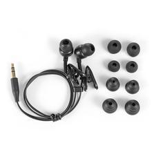 ALLOYSEED Short Earphones IPX8 Waterproof Headphone Swimming Hifi Waterproof Earbuds