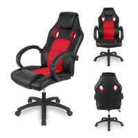 Top Quality Office Chair Professional Computer Chair LOL Gaming Chair Internet Surfing Sports Racing Chair With Handrail HWC