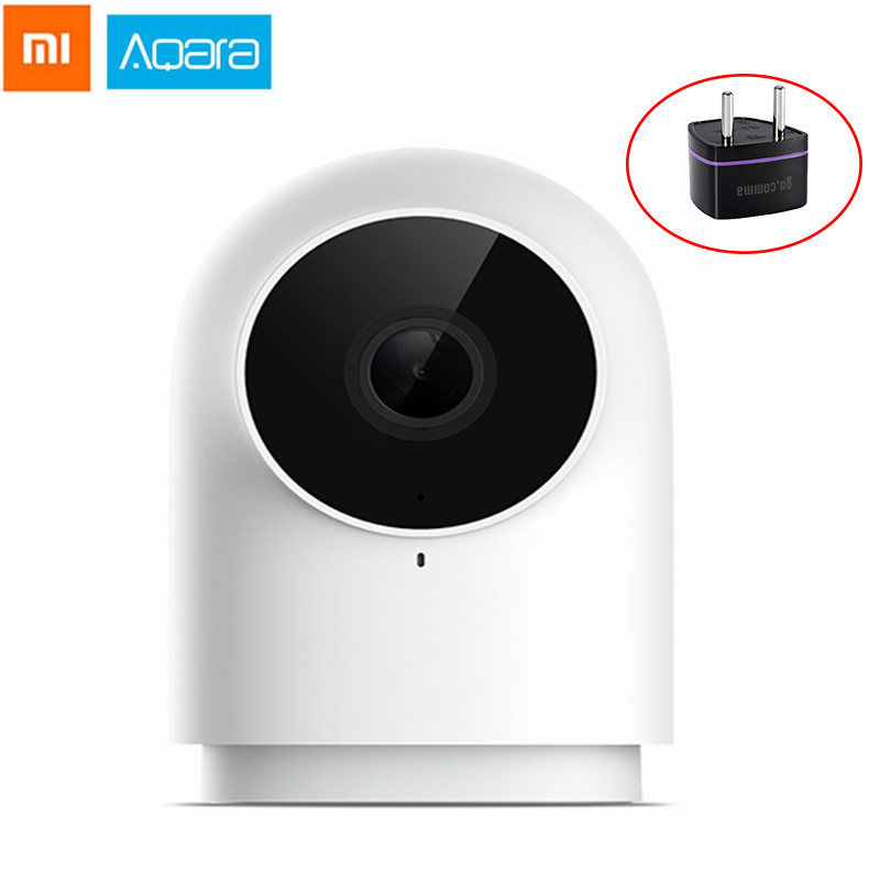 Xiaomi Mijia Aqara AQara G2 1080P Intelligent Network Surveillance Camera IP Wifi Wireless Cloud Home Security Smart Devices-in Smart Remote Control from Consumer Electronics    1