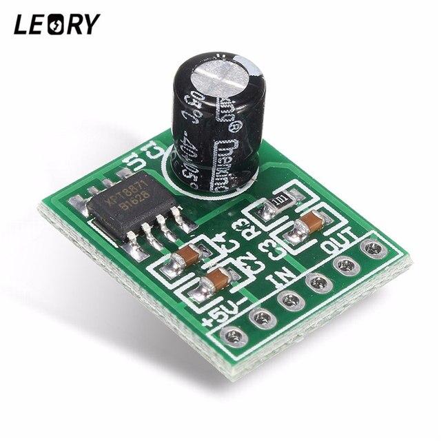 LEORY XPT8871 Mini Mono Kỹ Thuật Số Hoạt Động Âm Thanh Board Khuếch Đại Điện Năng Thấp Tiêu Thụ Amplifer Chip Hội Đồng Quản Trị 20x16x8mm