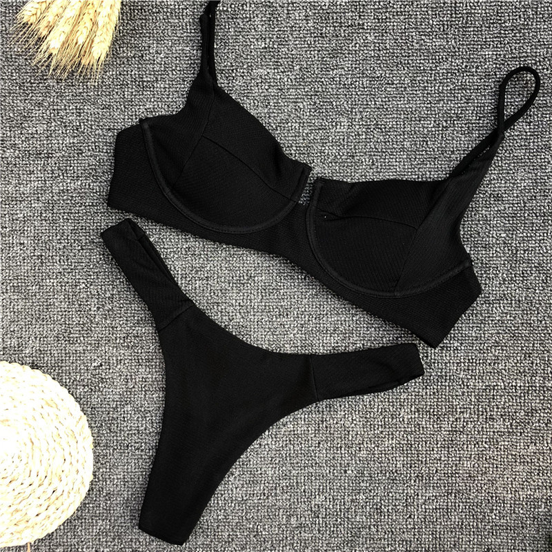 Womens Swimsuits With Underwire Bra