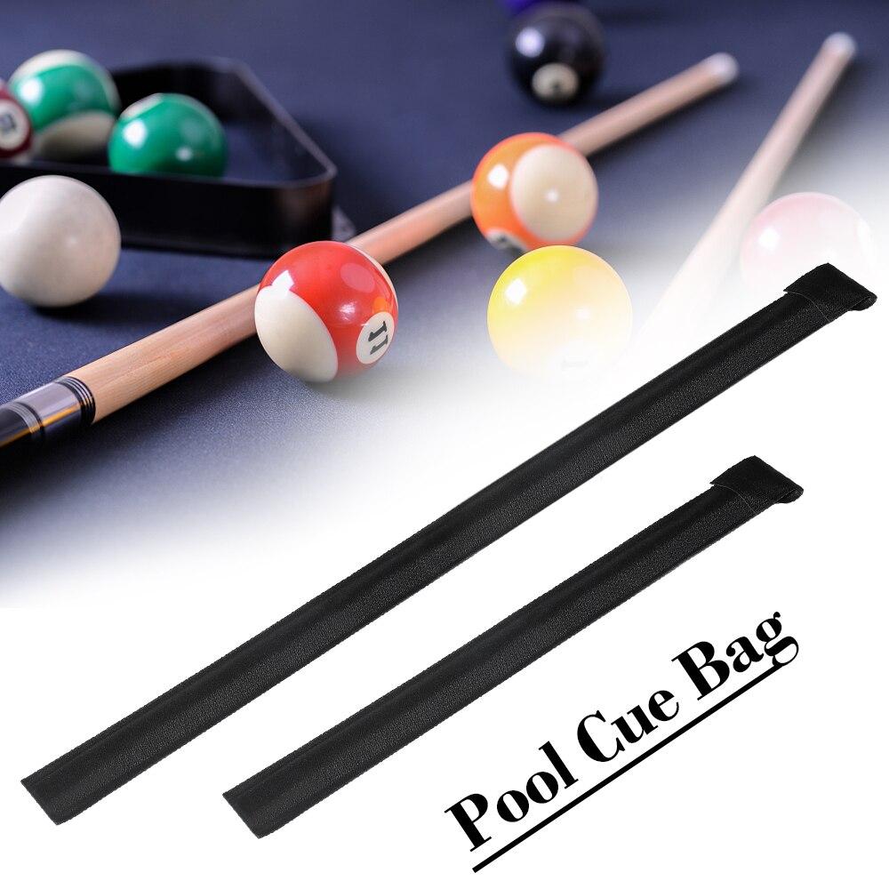 Pool Cue Stick Bag Billiard Stick Storage Pouch Pool Cue Bag for Billiard Stick Pole Holder Snooker Billiard Rod Bag
