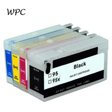 Refillable Ink Cartridge HP952 953 954 955 with ARC Chip for For HP OfficeJet Pro 7740 8210 8710 8715 8718 8720 8725 Printer