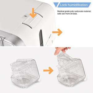 Image 4 - Moyes Auto CPAP/APAP جهاز التنفس 20A لتوقف التنفس أثناء النوم OSA مكافحة الشخير التنفس الصناعي مع واي فاي الإنترنت المرطب CPAP قناع