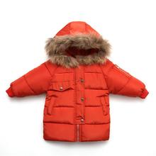 Xizhibao Jas Baby Girl Boy Infant Winter Hooded Mantle