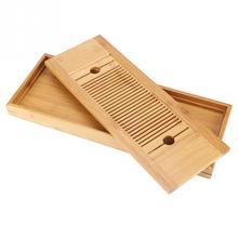 Чайный поднос из цельного дерева, дренаж, хранение воды, чайный набор кунг-фу, ящик для чайной комнаты, стол, китайский чайный зал, инструмент для церемонии