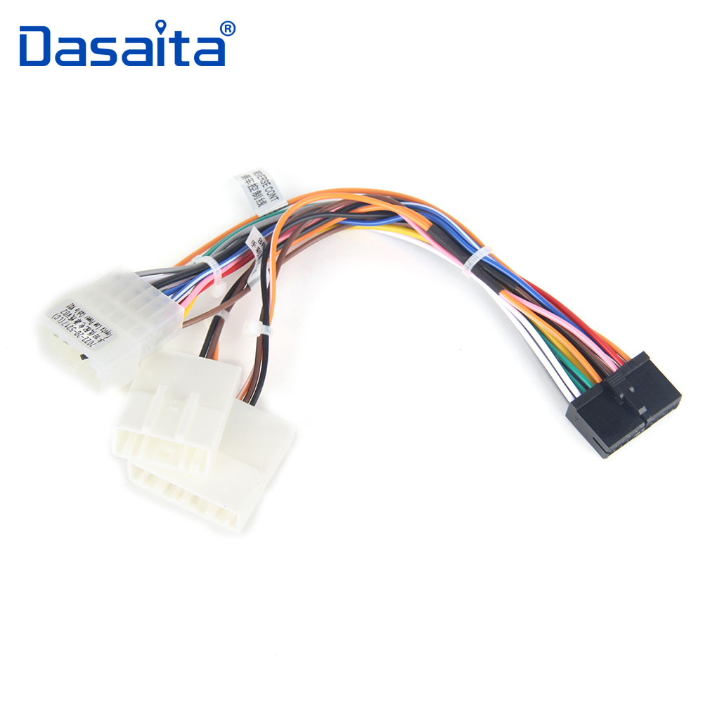 medium resolution of buy toyota corolla wiring harness and get free shipping on aliexpress com
