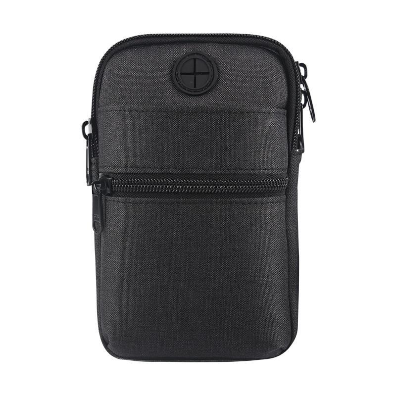 Fashion Messenger Bag Men Canvas Mini Shoulder Bag Male Small Bag For Man Small Travel Bag Handbag Mens Crossbody Bags For Men
