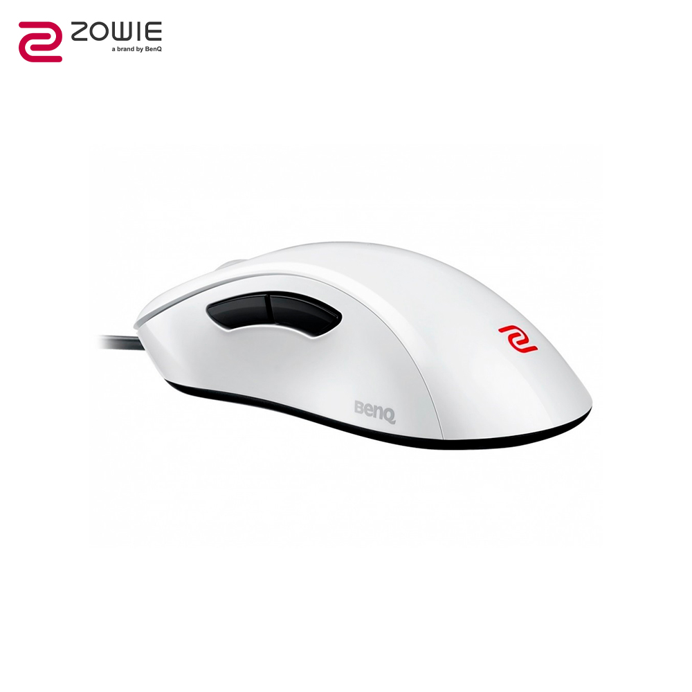 Mouse ZOWIE GEAR EC1-A WHITE 9H.N0PBB.A3E computer gaming wired Peripherals Mice & Keyboards esports e blue ems618 wired gaming mouse white