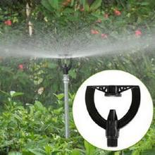 """1/""""(dn15) Пластмассовая поливочная спринклерная насадка для полива сада и газона"""