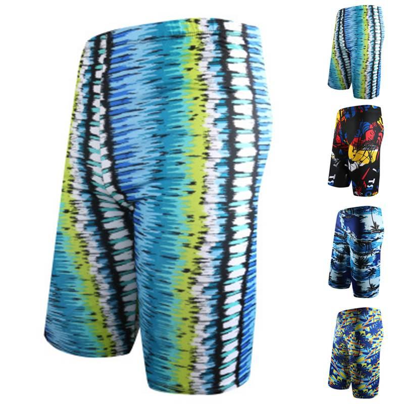 2019 Hawaiian Urlaub Männer Shorts Bottom Tropical Druck Männlichen Shorts Sommer Männlichen Kleidung Trocknen Schnell Side-brautkleid Mode Badehose Mangelware