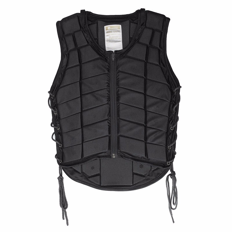 Equestrian-Vest Rafting Body-Protector Kayak Horse-Riding Outdoor Safety Kids M/L