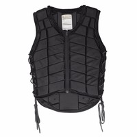 Kids Outdoor Safety Horse Riding Equestrian Vest Protective Body Protector XS/S/M/L Rafting Kayak