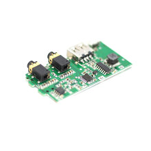 Artextreme 5V2. 5A N5532/JRC4558 Digunakan Amp Headphone Audio Power Amplifier Chip DIY Hi Fi Headphone Amplifier(China)