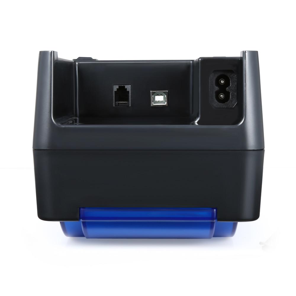 HOIN HOP H58 58mm USB /Bluetooth Thermal Printer Receipt Machine Support  USB/Bluetooth Connection Restaurant Ticket Printer