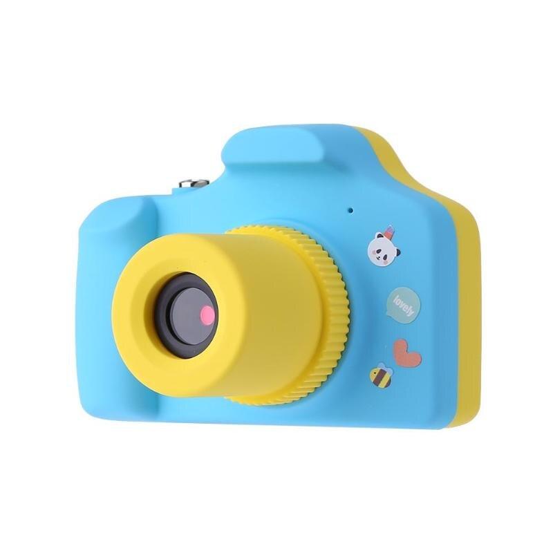 VKTECH Enfants Numérique caméra de photographie Enfants Mini 1.5 Pouces LCD enregistreur vidéo DVR Caméscope 32G TF Carte L'éducation jouet appareil photo