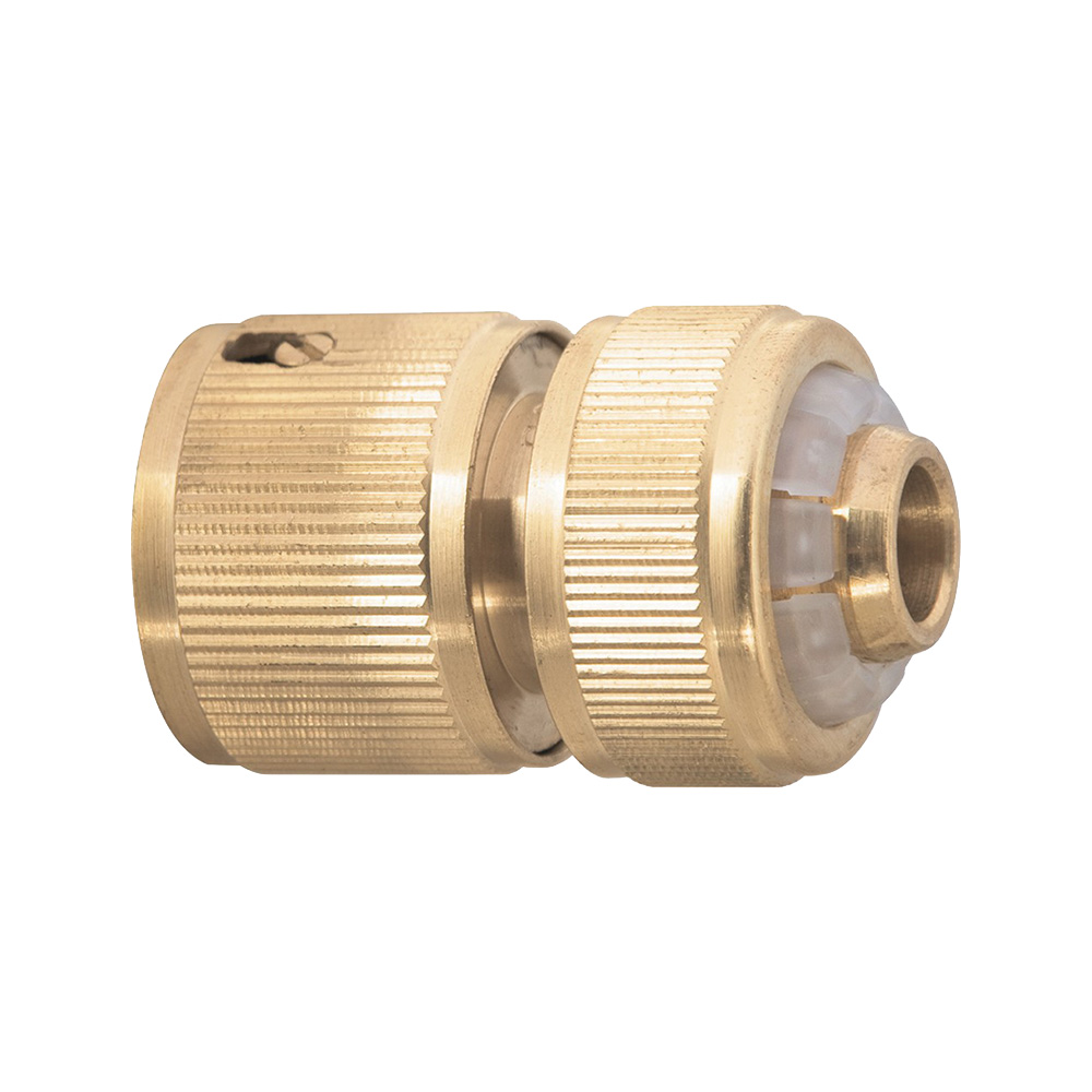 Garden Water Connectors PALISAD 66264 Connector Brass Round Tap Connectors contemporary chrome brass waterfall bathroom basin faucet single handle mixer tap wall mounted