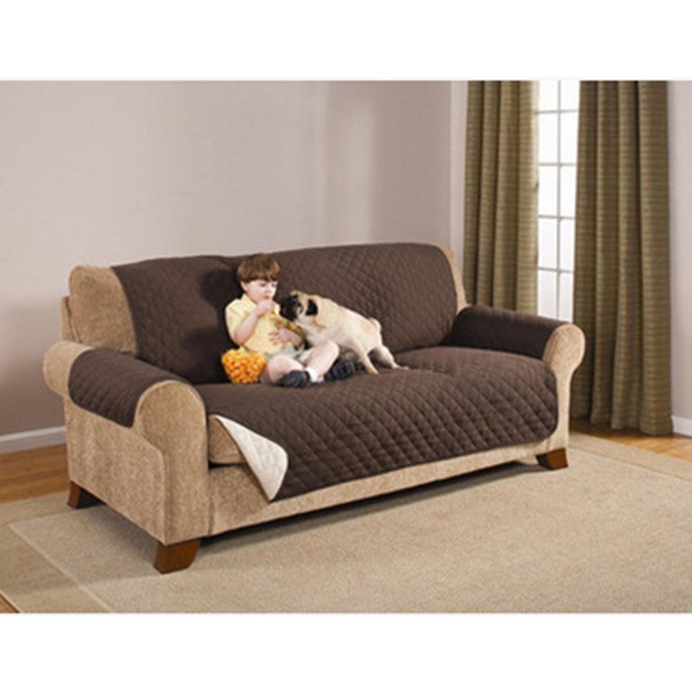 Adeeing imperméable à l'eau Anti-poussière pour animaux de compagnie canapé coussin anti-dérapant canapé tapis pour animaux de compagnie pour chiens chats