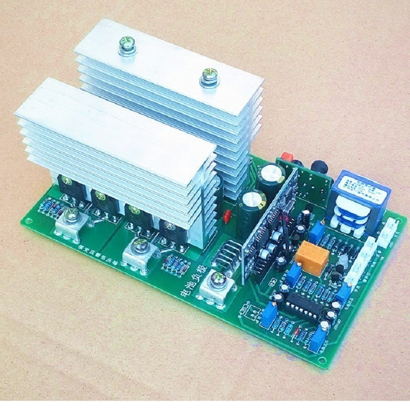 Pure Sine Wave Power Frequency Inverter A Main Board 60V 4000W 72V 4800W Inverter Drive Plate Pcb Circuit BoardPure Sine Wave Power Frequency Inverter A Main Board 60V 4000W 72V 4800W Inverter Drive Plate Pcb Circuit Board