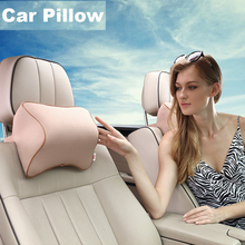 Car Neck Support Pillow for Neck Pain Relief When Driving,Headrest Pillow for Car Seat with Soft Memory Foam Neck Lumbar Support hardware support for efficient transactional memory systems