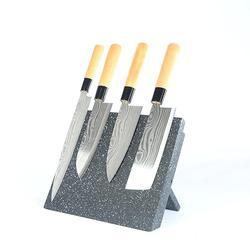 Wielofunkcyjny magnetyczny uchwyt na nóż stojak na noże dekoracji kuchni pojemnik na noże uchwyt na przybory kuchenne|Sakwy i torby na kółkach|   -