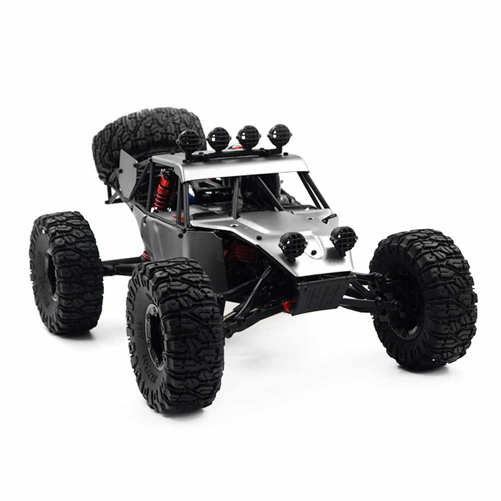 Feiyue FY03H 1/12 2.4G 4WD Metal Body Desert Buggy Brush RC Car Climbing Remote Control RC Electric Car Off Road Truck Kids Toy